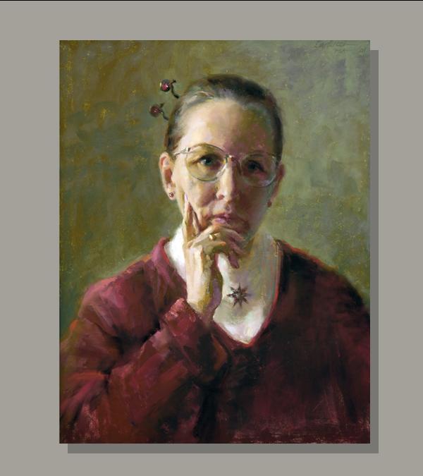 Carduchi Self portrait